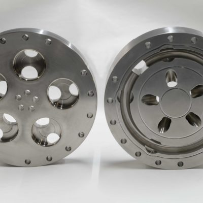 High End Customised Machined Folds